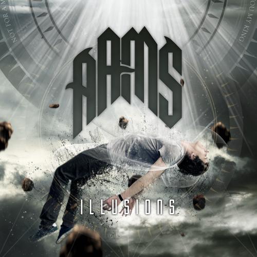 Aliens Ate My Setlist: Illusions (CD Artwork)