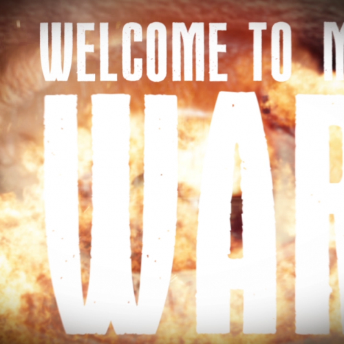 Aliens Ate My Setlist: Welcome To War (Lyric Video)