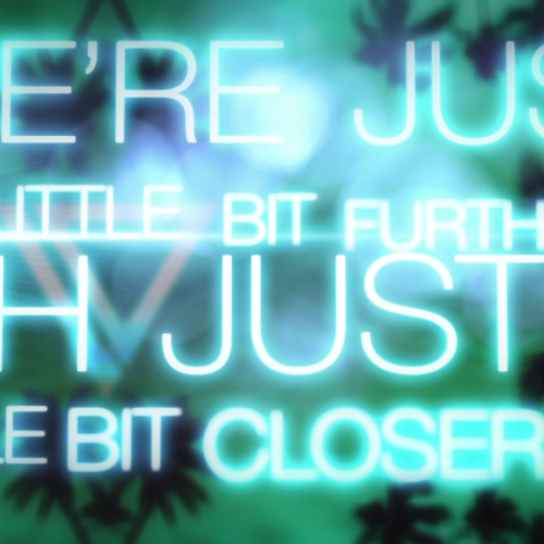 Allistair: Just A Litle Bit (Lyric Video)